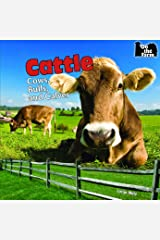Cattle: Cows, Bulls, and Calves (On the Farm) Paperback