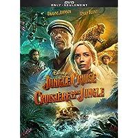 Jungle Cruise (Feature) (Bilingual)