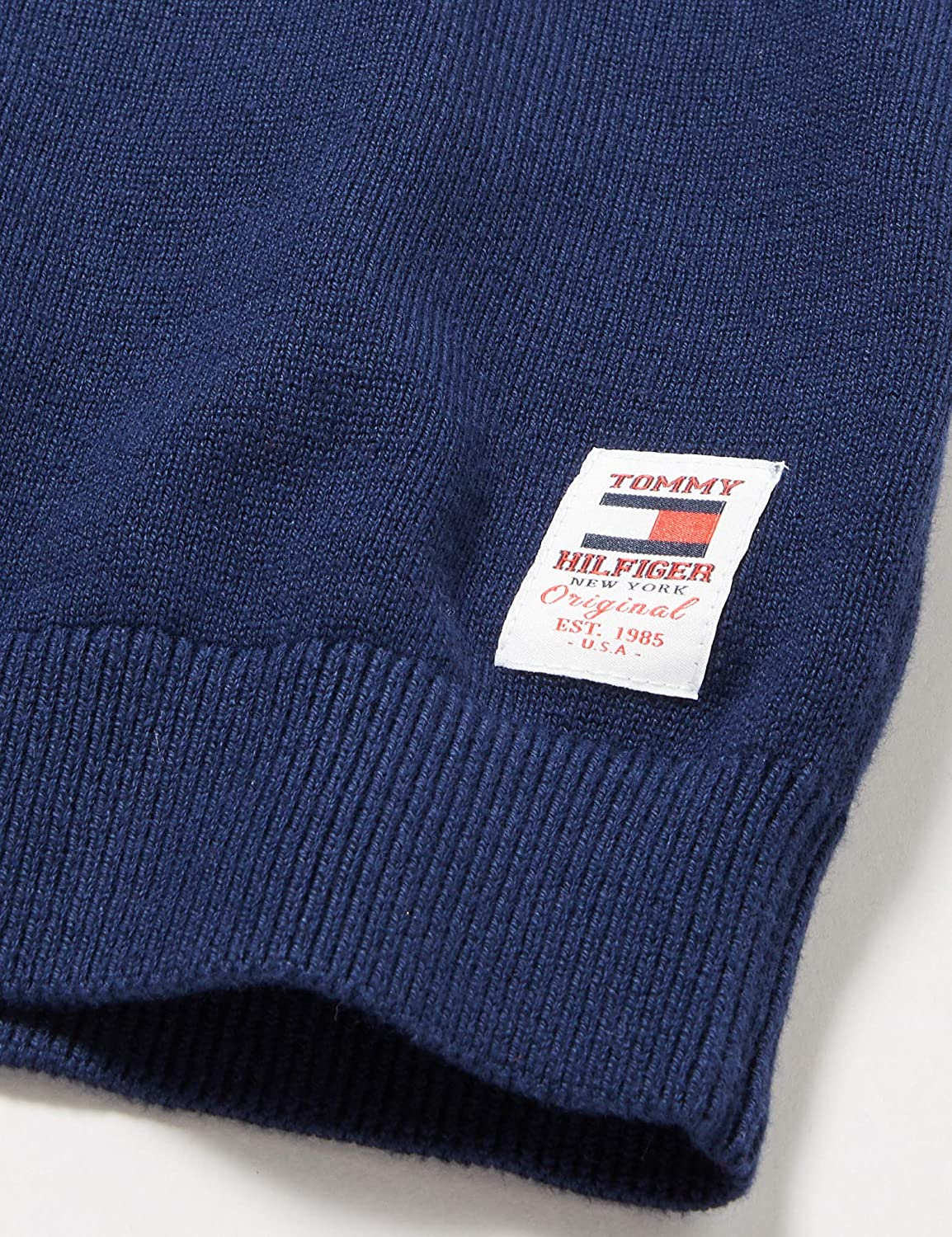 Tommy Hilfiger Cable Sleeve Sweater Capucha para Ni/ños