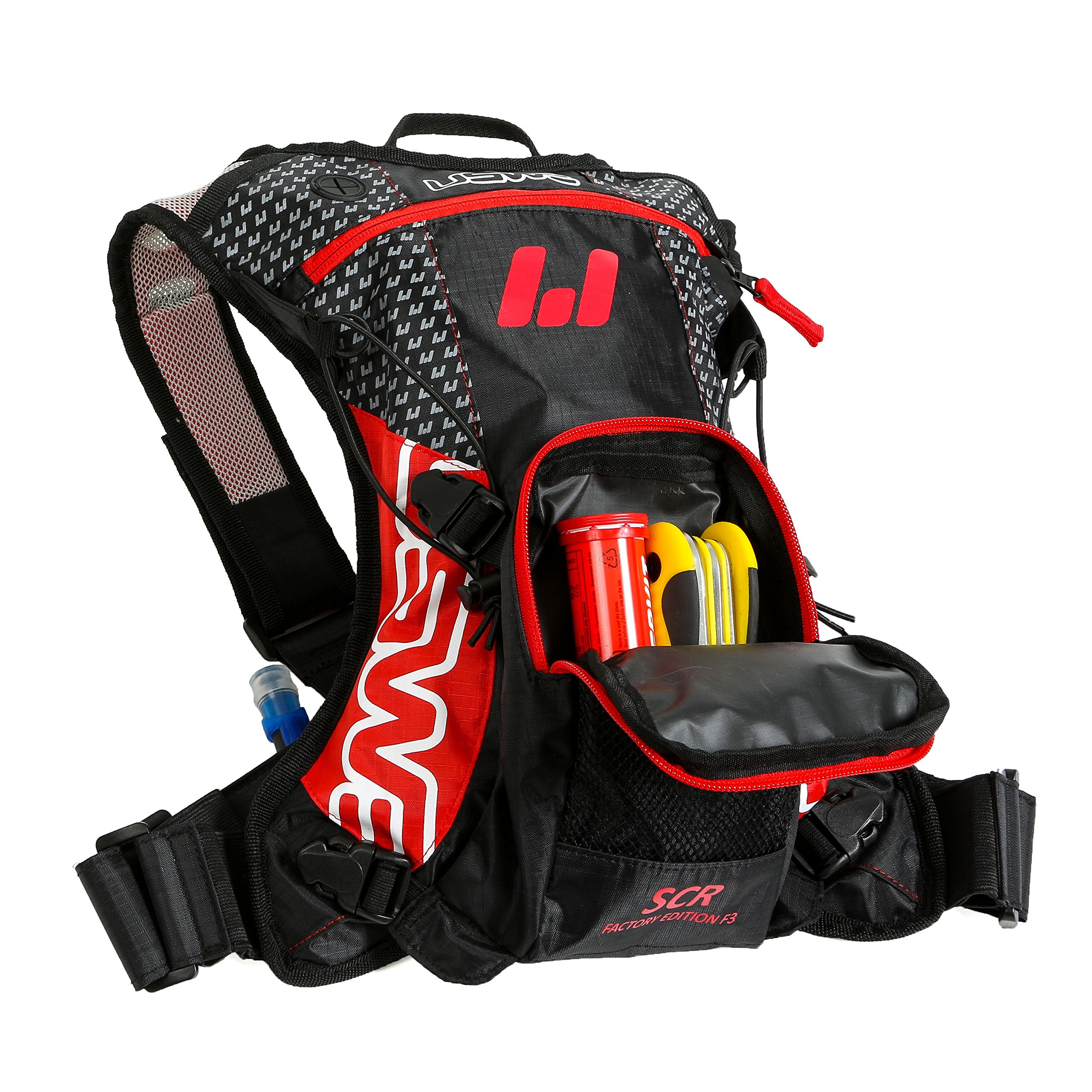 USWE 201201 F3 Hydration Pack With 2L Shape-N-Shift Hydration by USWE