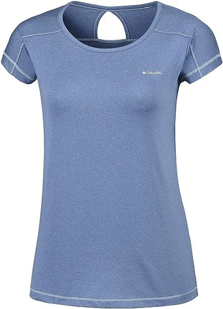 mujeres y las La de To Peak ocio de PointDeportes camiseta Columbia 0N8Onvmw