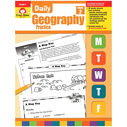 Amazon daily geography practice grade 2 0023472037114 evan daily geography practice grade 2 fandeluxe Images
