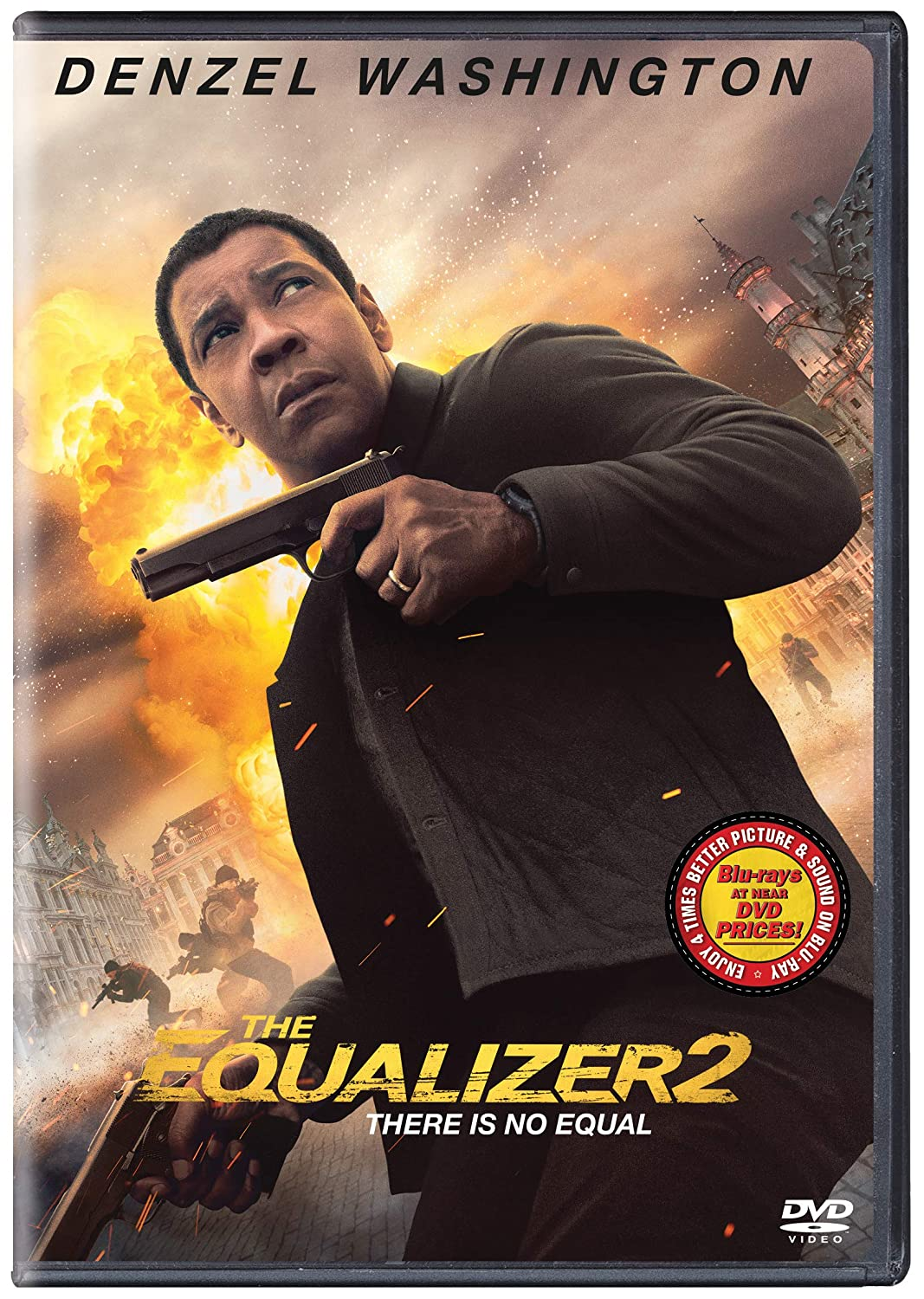 Amazonin Buy The Equalizer 2 Dvd Blu Ray Online At Best Prices In