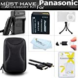 Must Have Accessory Kit For Panasonic LUMIX...