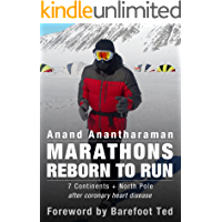 MARATHONS: Reborn to Run 7 Continents + North Pole after coronary heart disease