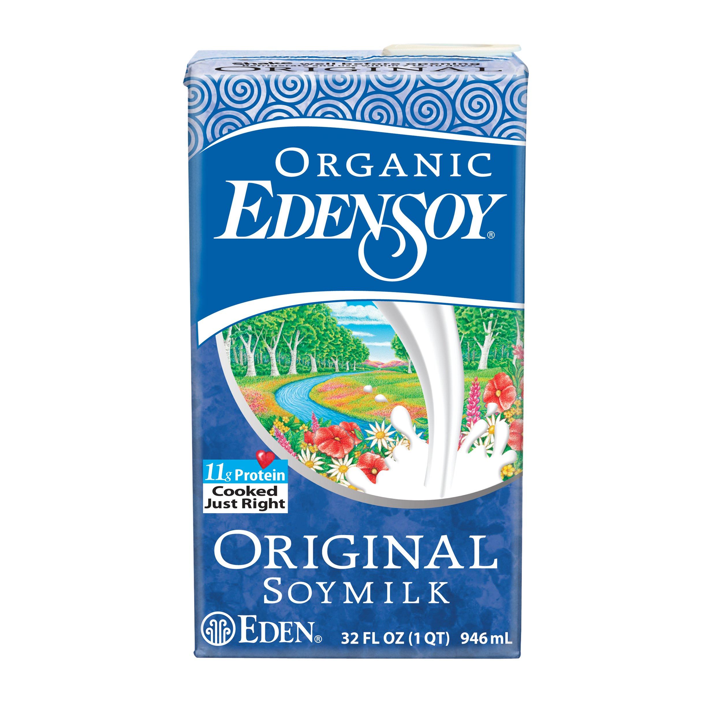 Eden Original Soymilk Organic, 32-ounces (Pack of6)
