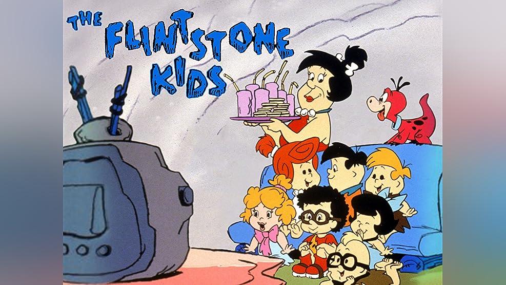 The Flintstone Kids: Volume 1