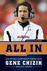 All In: What It Takes to Be the Best Kindle Edition