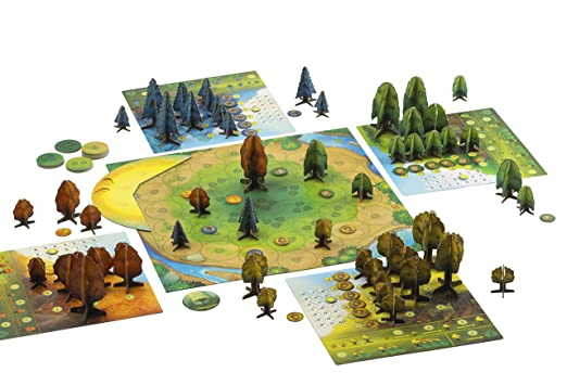 Amazon.com: Blue Orange GAMES Photosynthesis Strategy Board Game: Toys &  Games