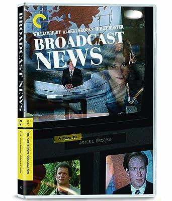 7f19f5fadbaf4 Amazon.com  Broadcast News (The Criterion Collection)  William Hurt ...