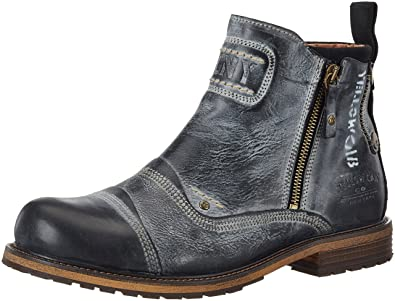 hot sale online 4ed45 71c24 Yellow Cab Men's Soldier M Schlupfstiefel