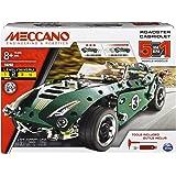 Meccano 5M Set Pull Back Car Building Kit