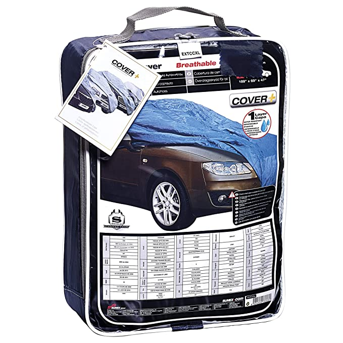 Sumex Indoor /& Outdoor All Year Protection Breathable Full Car Cover to fit Kia Ceed 2012