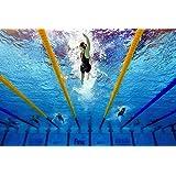 "Amazon.com: Men's Swimming Motivational Poster Print 18"" x ..."
