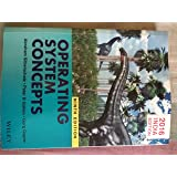 Operating system concepts 9th edition