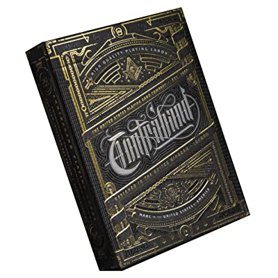 Contraband Playing Cards: Sports & Outdoors