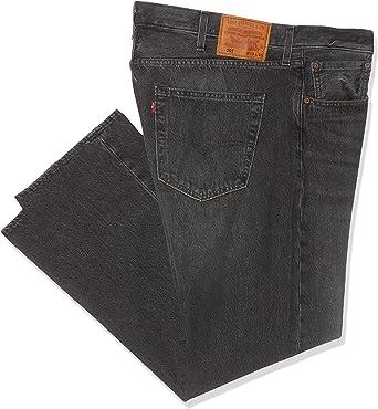 Amazon Com Levi S 501 Pantalones Vaqueros Para Hombre Color Gris Recto Clothing