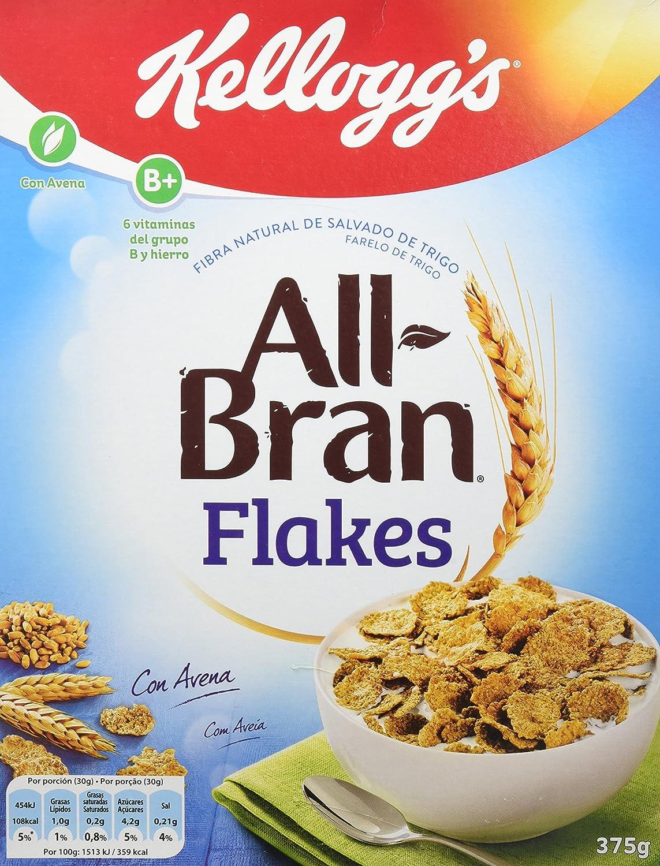 All-Bran Flakes - 375 g: Amazon.es: Amazon Pantry