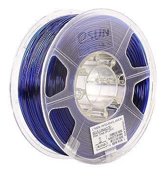 eSUN 3D 1.75mm PETG Filament 1kg 2.2lb PETG 3D Printer Filament