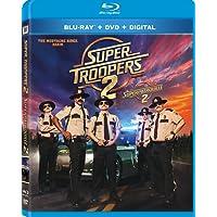 Super Troopers 2 (Bilingual) [Blu-ray + Digital Copy]