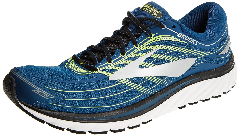 Brooks Glycerin 15, Zapatillas de Running para Hombre 40 EU Multicolor (Blue/Lime/Silver 1d473)