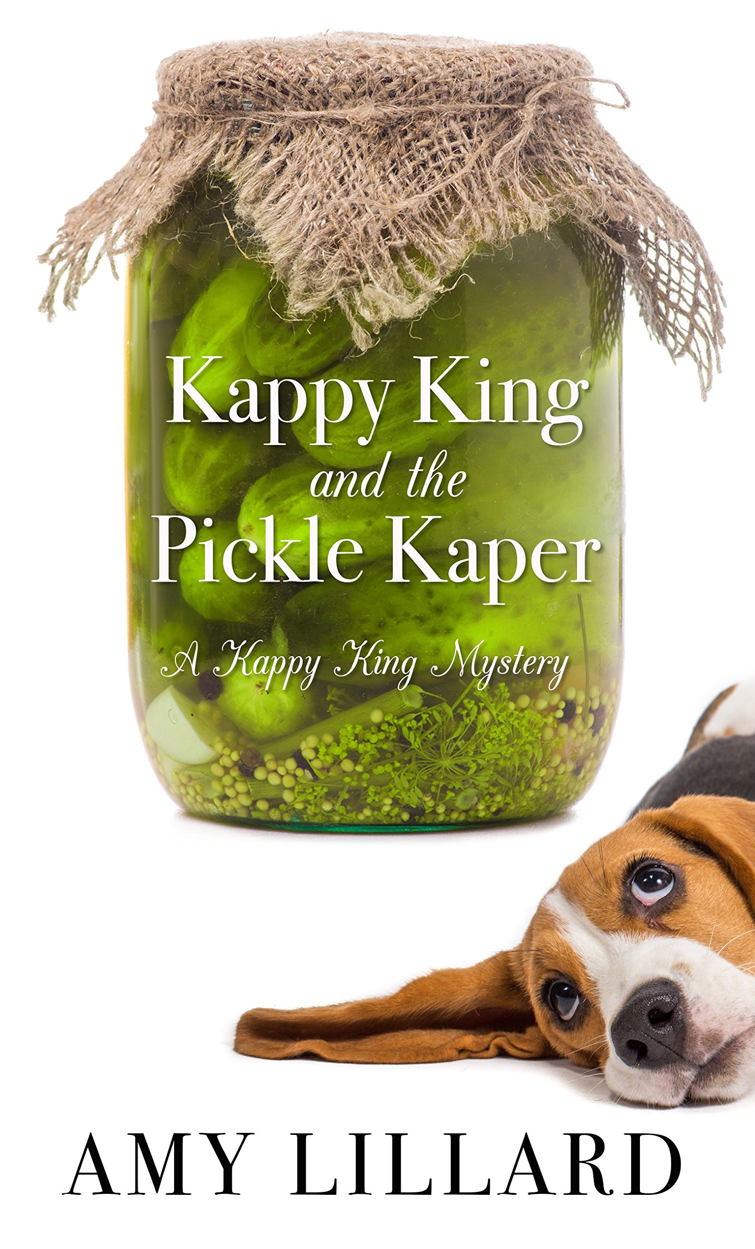 Kappy King and the Pickle Kaper (An Amish Mystery) PDF