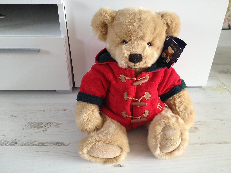 Harrods Teddy Christmas Bear 2003 Teddys