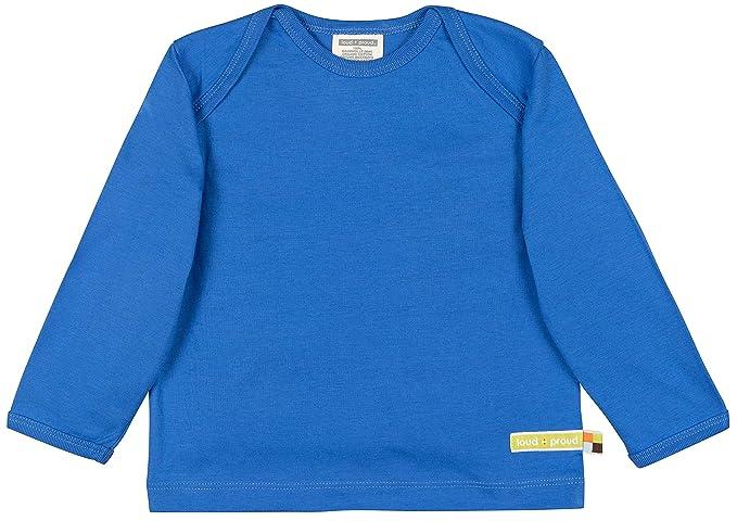 Gots Zertifiziert Loud Mixte b/éb/é Proud Shirt Langarm Aus Bio Baumwolle