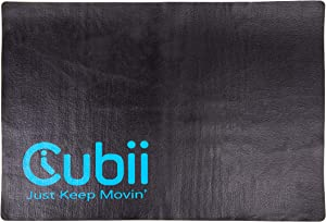 Cubii Workout Mat - Non-Slip Surface - Protects Hardwood Floors and Carpets