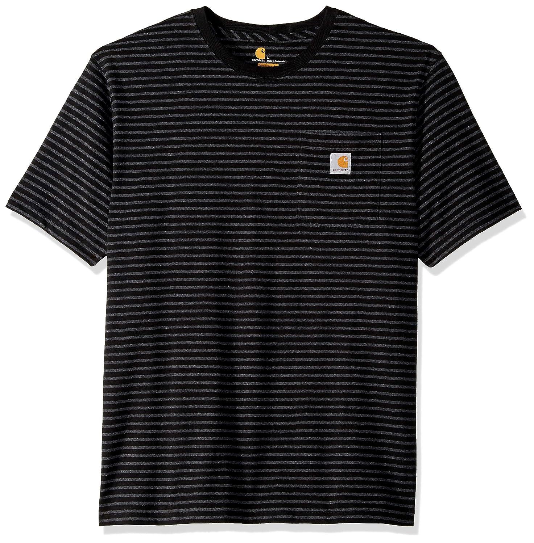 b866ec8118 Carhartt Men's K87 Workwear Pocket Short Sleeve T-Shirt (Regular and Big &  Tall Sizes)