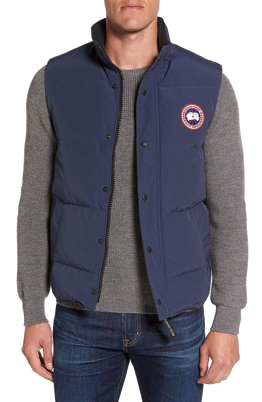 [カナダグース] メンズ ジャケットブルゾン Canada Goose Garson Quilted Down Vest [並行輸入品] B07D8G3S9G X-Large
