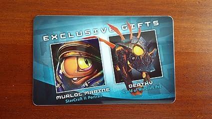 Amazon.com: BlizzCon 2010 deathy el mundo de Warcraft ...