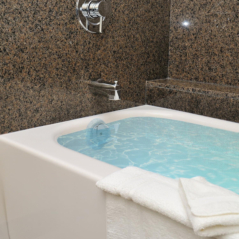 Amazon.com: Milliard Bathtub Overflow Drain suction Cover/plug for ...