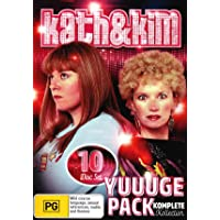Kath & Kim's Yuuuge Pack: Collection (DVD)