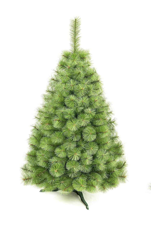 AmeliaHome 07997 120 cm K/ünstlicher Weihnachtsbaum PVC Tannenbaum Christbaum Kiefer Alice Weihnachtsdeko