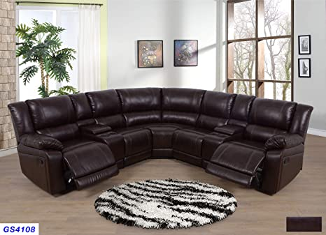 Amazon.com: Lifestyle Furniture - Juego de sofá reclinable ...