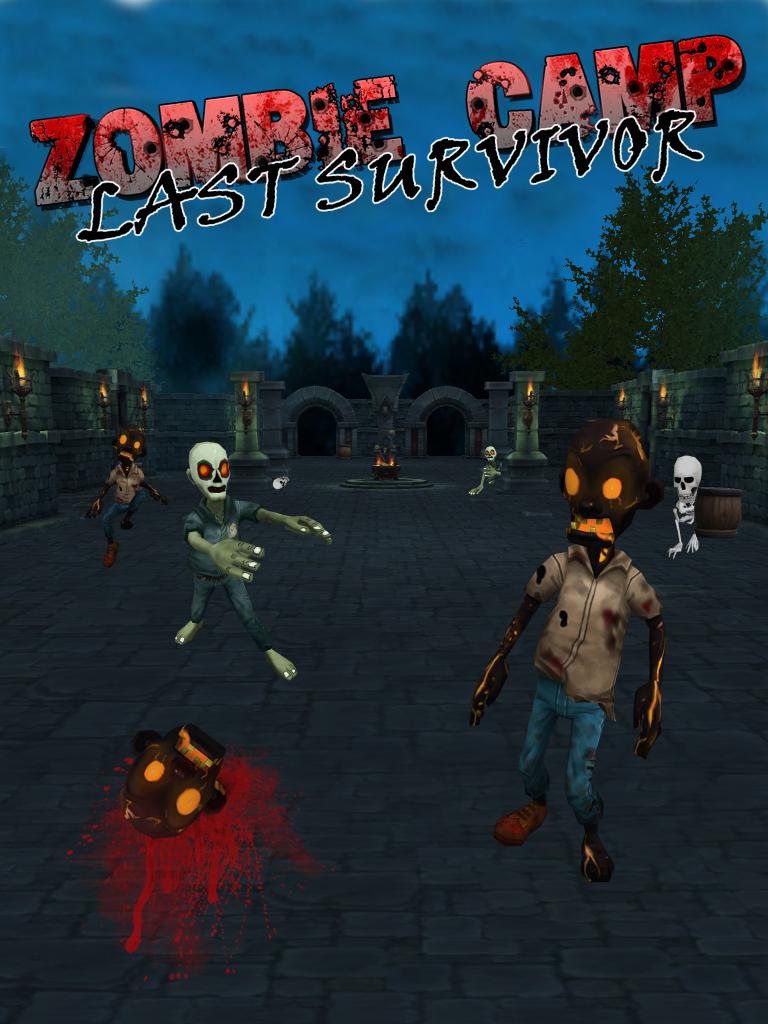 Zombie Camp: Last Survivor [Online Game Code] (Sniper Elite 3 Vs Sniper Elite 4)