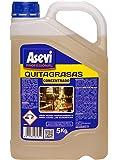 Asevi Profesional 26161 - Quitagrasas concentrado, 5 kg