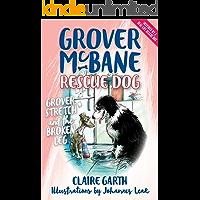 Grover, Stretch and the Broken Leg: Grover McBane Rescue Dog: Book Four (Grover McBane, Rescue Dog 4)