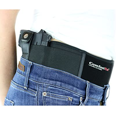 ComfortTac Ultimate Belly Band Holster Deep Concealment Edition