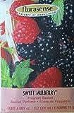 Florasense Sweet Mulberry Fragrant Sachet, Set of 6