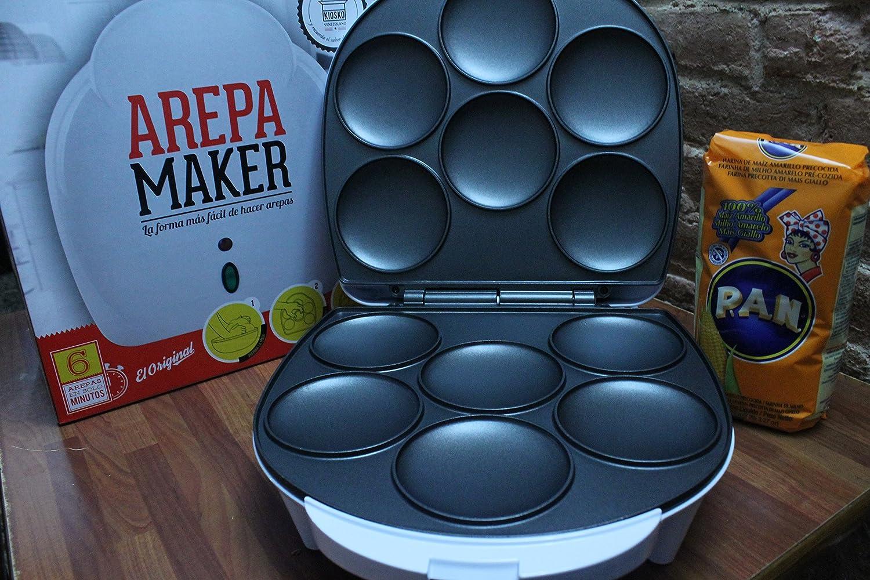 Arepa Maker