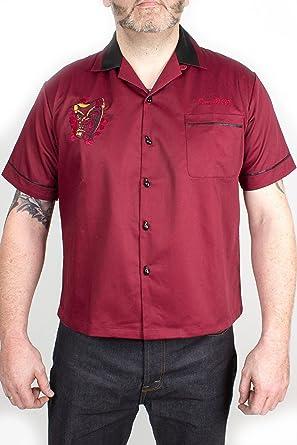 Rum ble59 – Bolos Camiseta – The g93952 Garage granate/negro ...