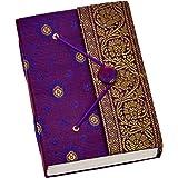 Sari Journal Notebook Medium 110 x 155mm -Purple