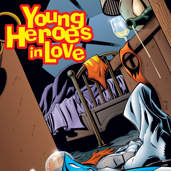 Young Heroes In Love (1997-1998) (Issues) (2 Book Series)