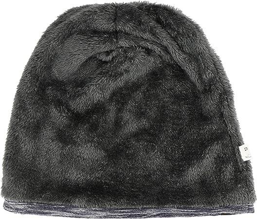 Wilhelm Sell® Gorro con Forro cálido y Acogedor para el frío ...