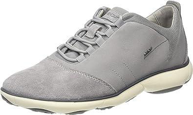 agenda Temprano Subir  Geox U Nebula C, Zapatillas para Hombre: Amazon.es: Zapatos y ...