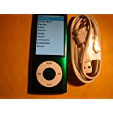 Apple iPod nano 8 GB Green (5th Generation)  (Discontinued by Manufacturer)