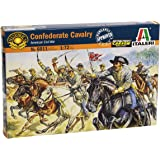 Italeri 510006011 - 1:72 Konföderierten Kavallerie