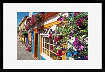 MCS 22x32 Inch Puzzle Frame for Puzzles 20x30 Inch & Smaller, Black (65745)